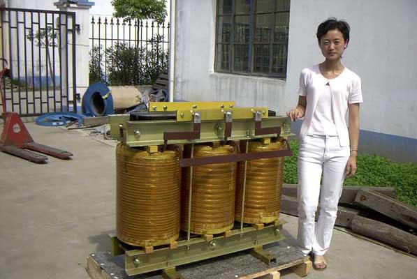 整流变压器是整流设备中的重要组成部分